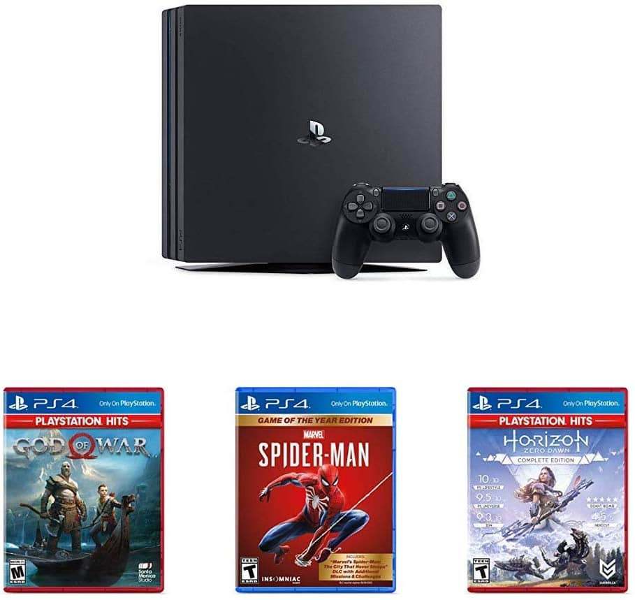 PS4 PRO Only On Playstation Bundle $400 .. BLACKFRIDAY DEAL