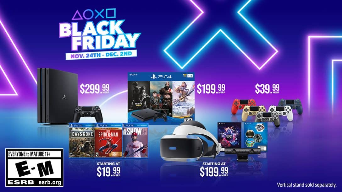PS4 PRO UPCOMING Black Friday DEAL $299