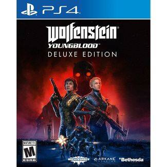 Wolfenstein Youngblood Deluxe Edition Playstation 4 $12.75