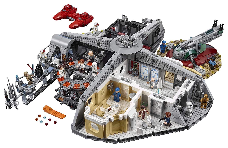 LEGO Star Wars Betrayal at Cloud City 75222 $289.99 @Amazon and Walmart