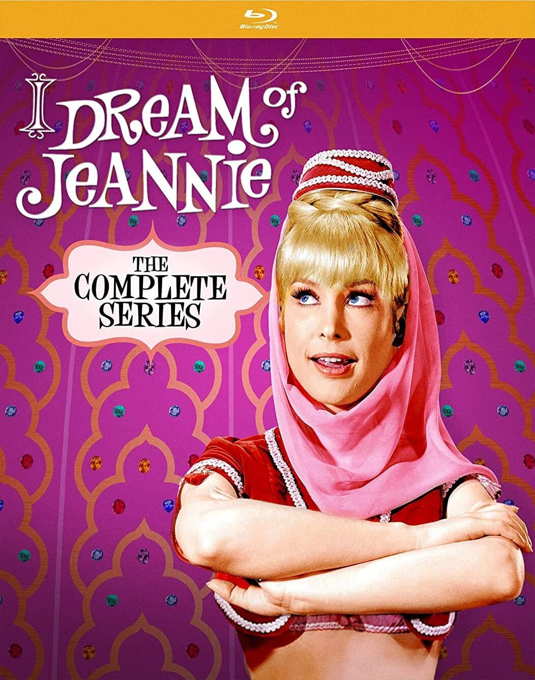 I Dream of Jeannie: The Complete Series (Blu-ray)  $44.89 + $3.99 s/h - $44.89