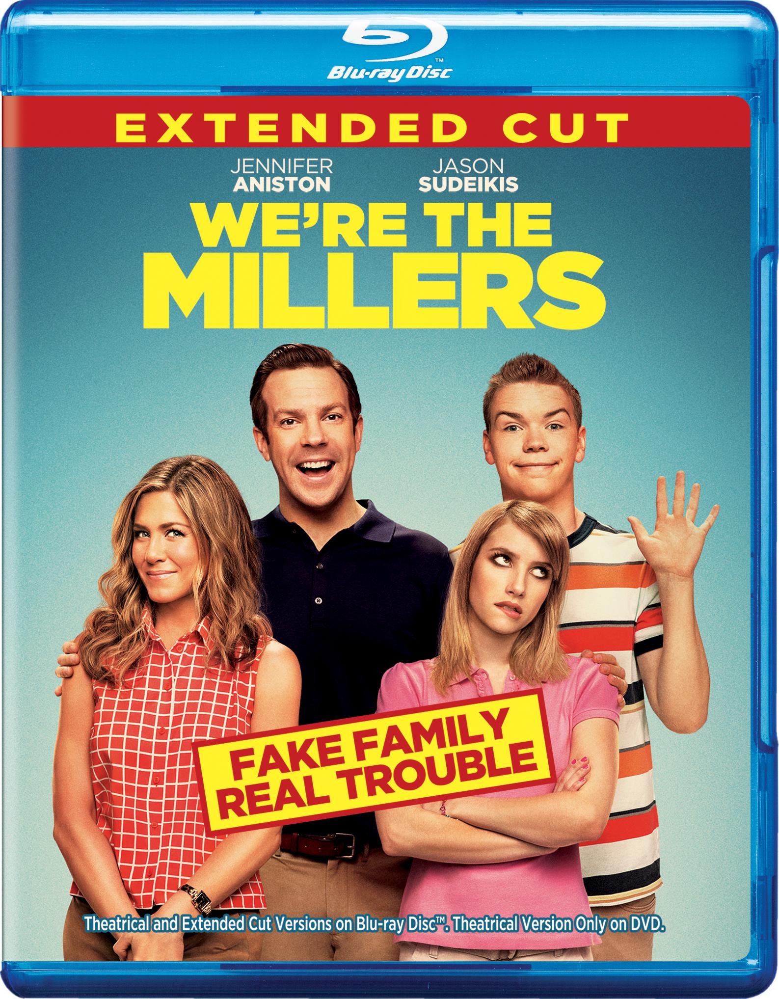 We're the Millers (Blu-ray + DVD+ Digital) $5.99 - $5.99