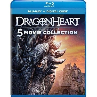 Dragonheart: 5 Movie Collection (Blu-ray + Digital) $19.99 Pre-Order - $19.99 at Target & Amazon