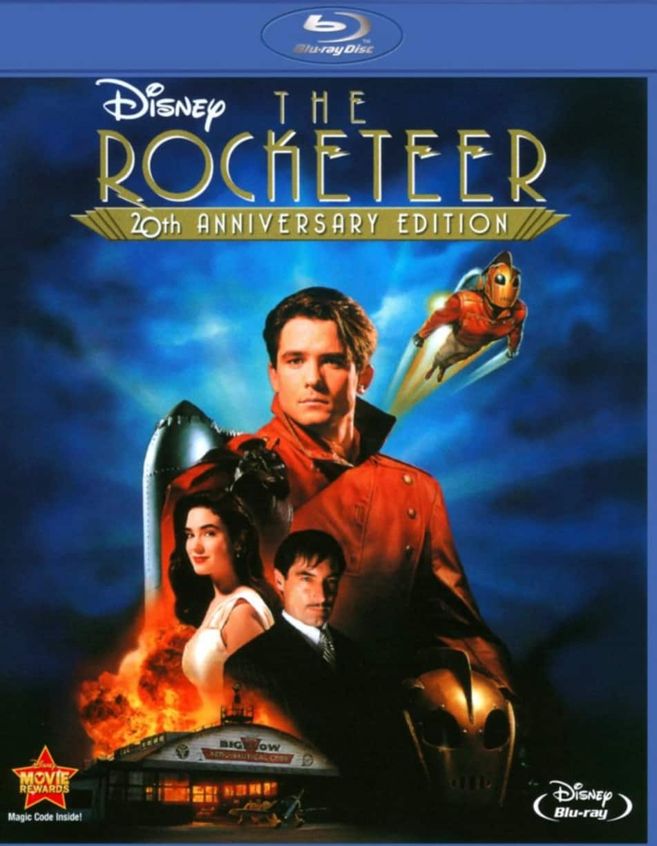 The Rocketeer [20th Anniversary Edition] [Blu-ray] [1991] $8.99 - $8.99