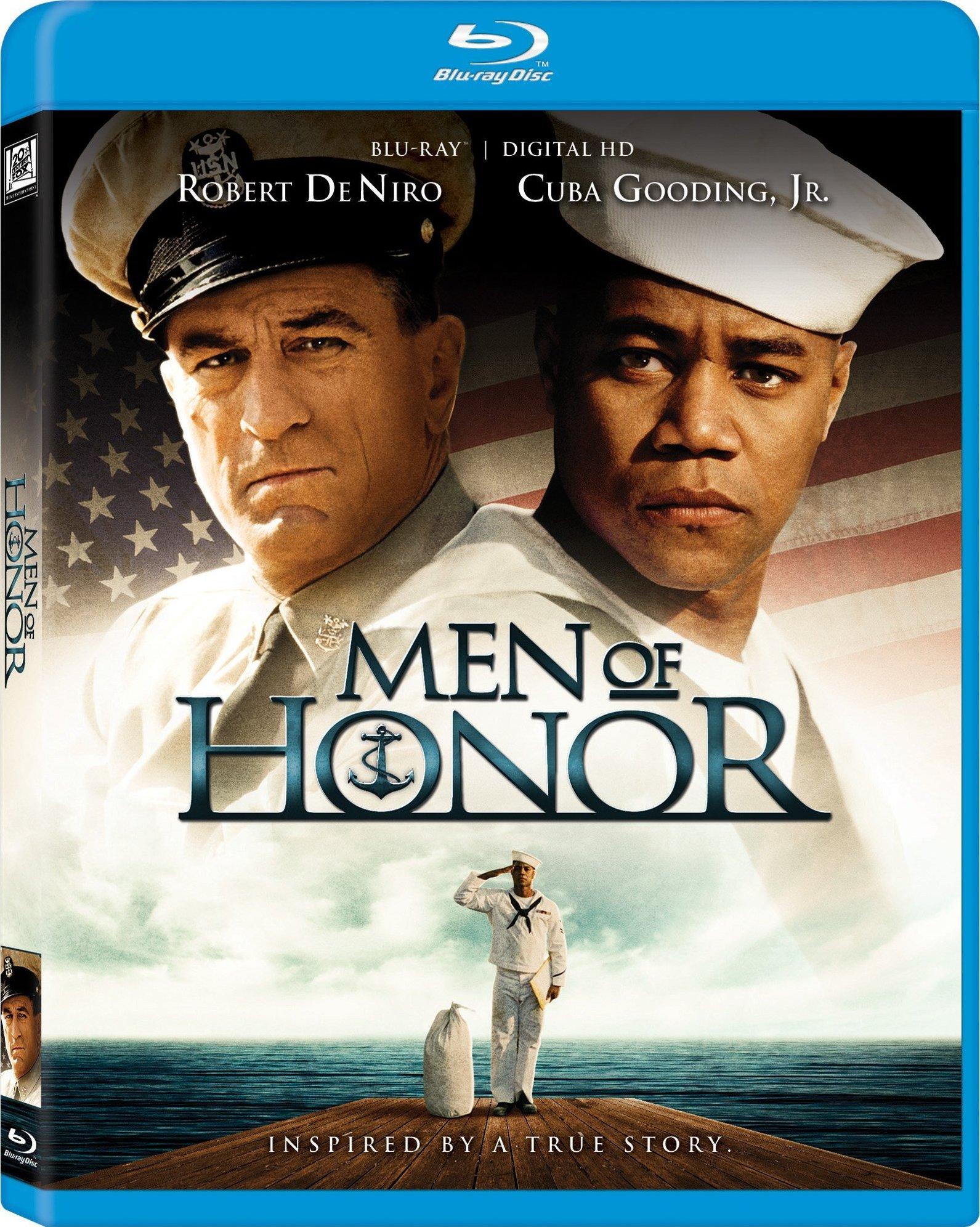 Men of Honor (Blu-ray + Digital)  $3.99