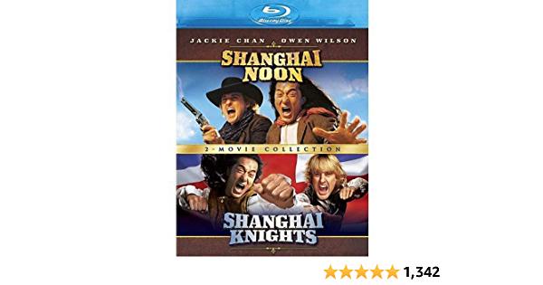 Shanghai Noon / Shanghai Knights (2-Movie Collection) [Blu-ray]  - $9.96