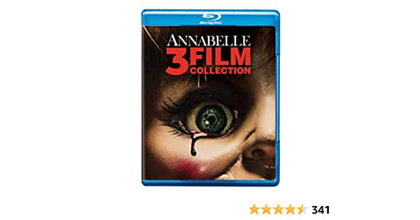 Annabelle Trilogy [Blu-ray] - $9.99