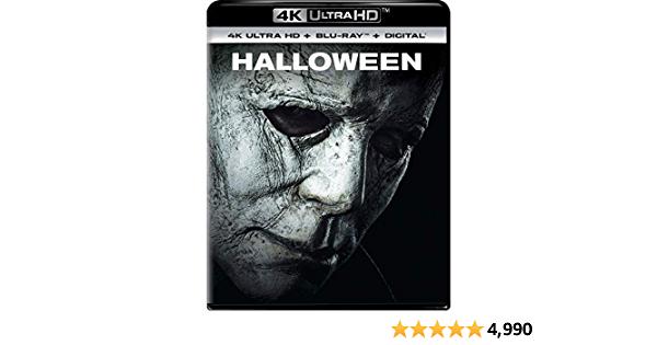 Halloween (2018) [4k UHD + Blu-ray + Digital] - $9.99