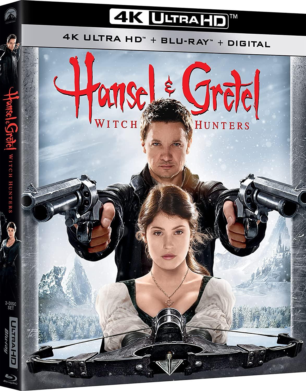 Hansel and Gretel: Witch Hunters [4K UHD + Blu-ray Digital] pre order - $8.97