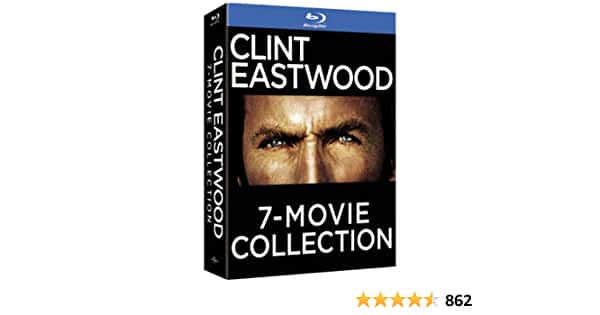Clint Eastwood: The Universal Pictures 7-Movie Collection [Blu-ray] - $22