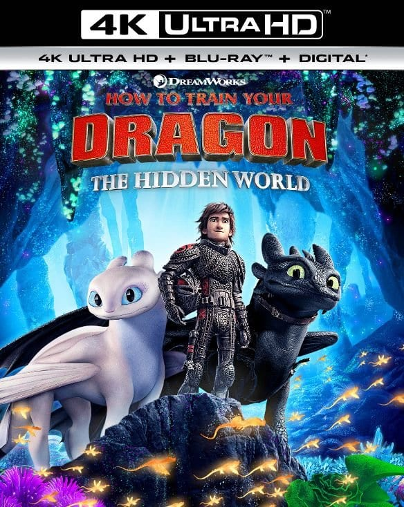 How to Train Your Dragon 3: The Hidden World *FREE* Movies Anywhere code w/ pre-order $29.99