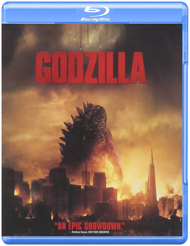 Godzilla (2014) [Blu-ray] $6