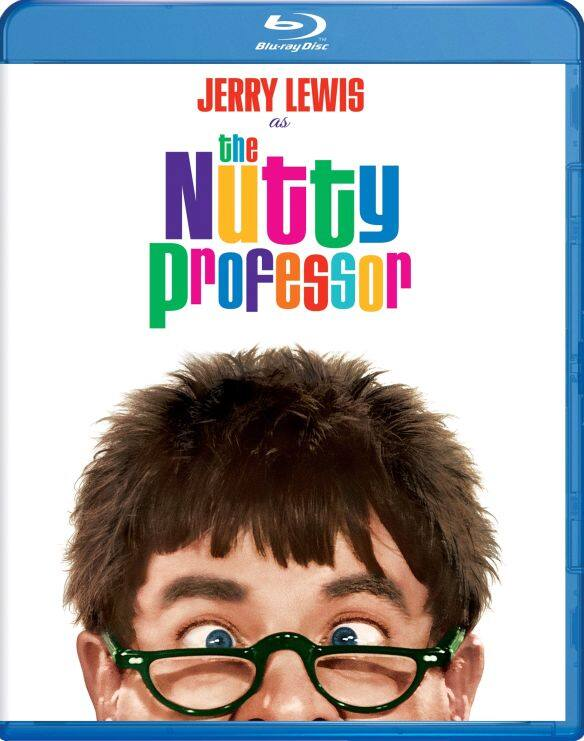 Blu-ray Movies: The Nutty Professor (Jerry Lewis) & Cloverfield  $6 Each + Free Store Pickup