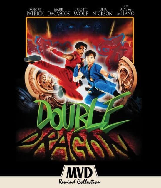 1980-90's Blu-ray Movies: Double Impact, Double Dragon, Black Eagle, Lionheart, Killer Tomatoes & More $10 Each + Free Store Pickup