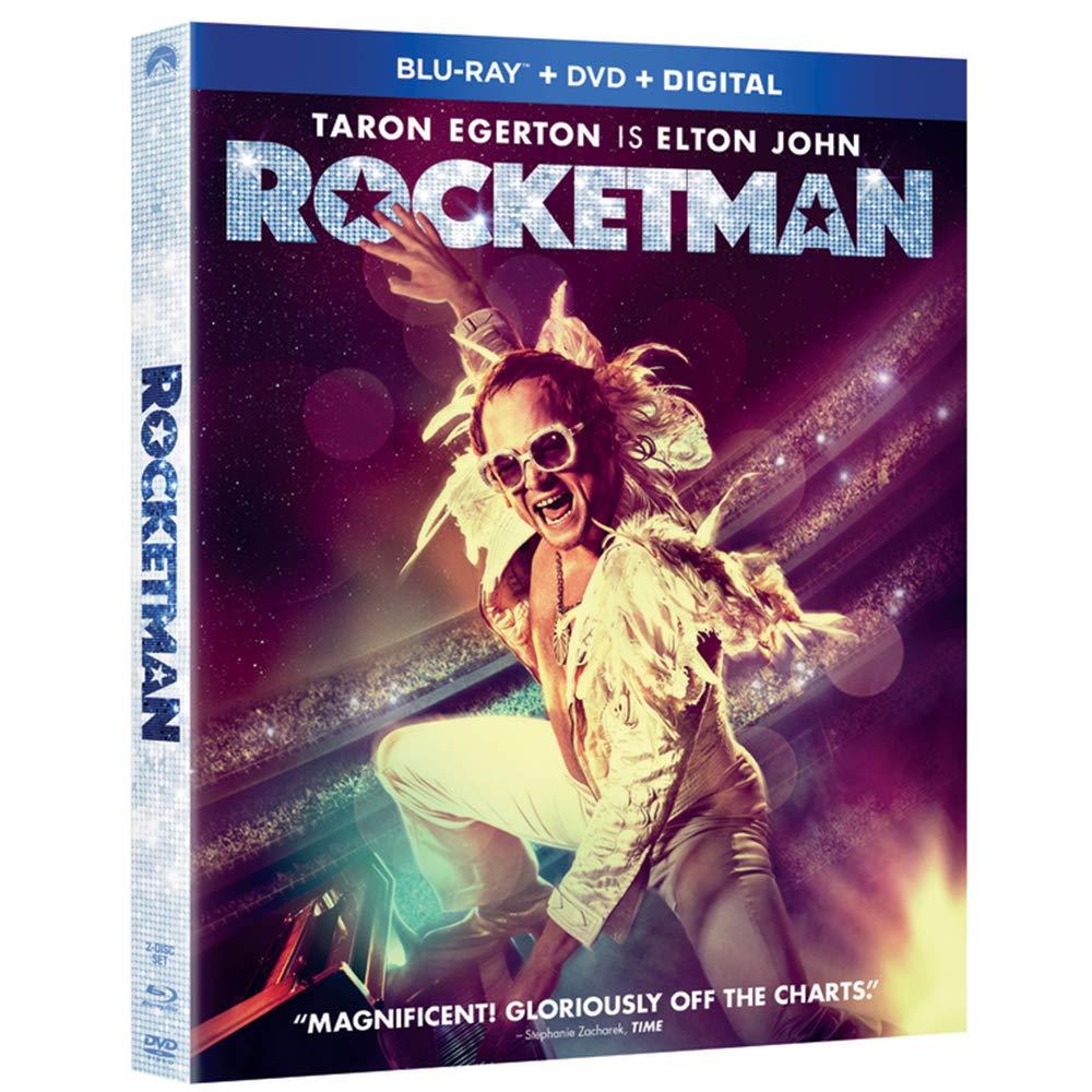 Rocketman (Blu-ray + DVD + Digital) $10 @Amazon