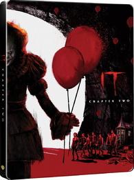 It: Chapter Two (4K UHD + Blu-ray + Digital) [Best Buy Exclusive SteelBook] $25