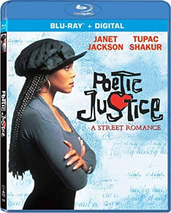 Poetic Justice (Blu-ray + Digital)