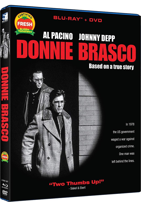 Donnie Brasco (Blu-ray + DVD) $5 @ Amazon