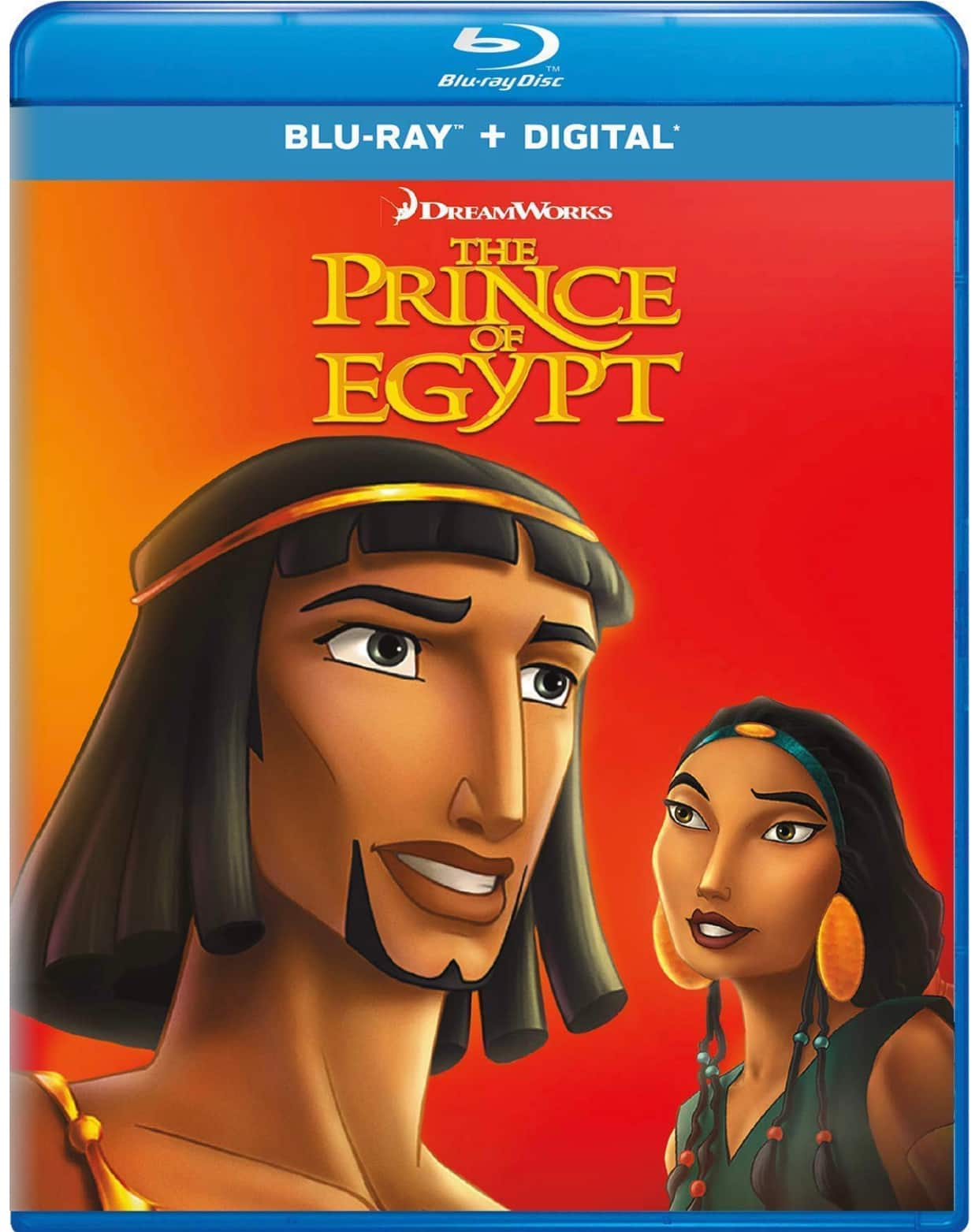 The Prince of Egypt or The Lorax or Flushed Away (Blu-ray + Digital) $7 @ Best Buy