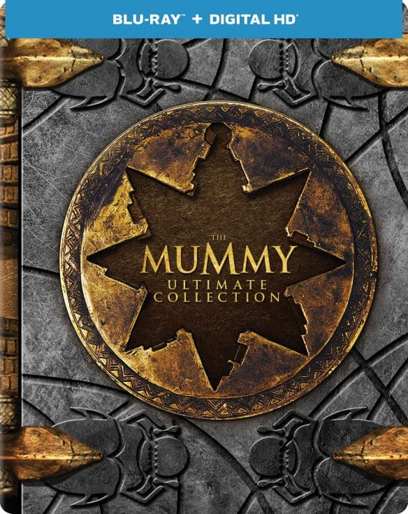 The Mummy Ultimate Collection (Blu-ray + Digital) $15