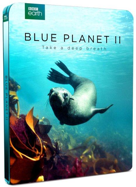 4K Blu-ray Steelbooks: Blue Planet II $20 or The Wizard of Oz $23 & More @ Best Buy
