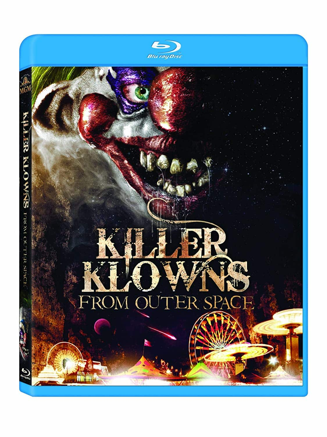 Killer Klowns from Outer Space (Blu-ray) $7 @ Amazon/Walmart