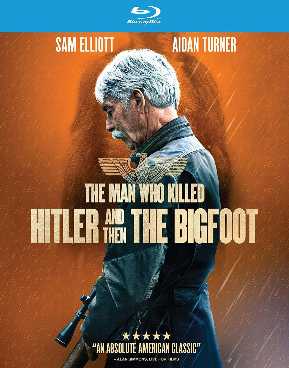 The Man Who Killed Hitler and Then The Bigfoot (Blu-ray) $7