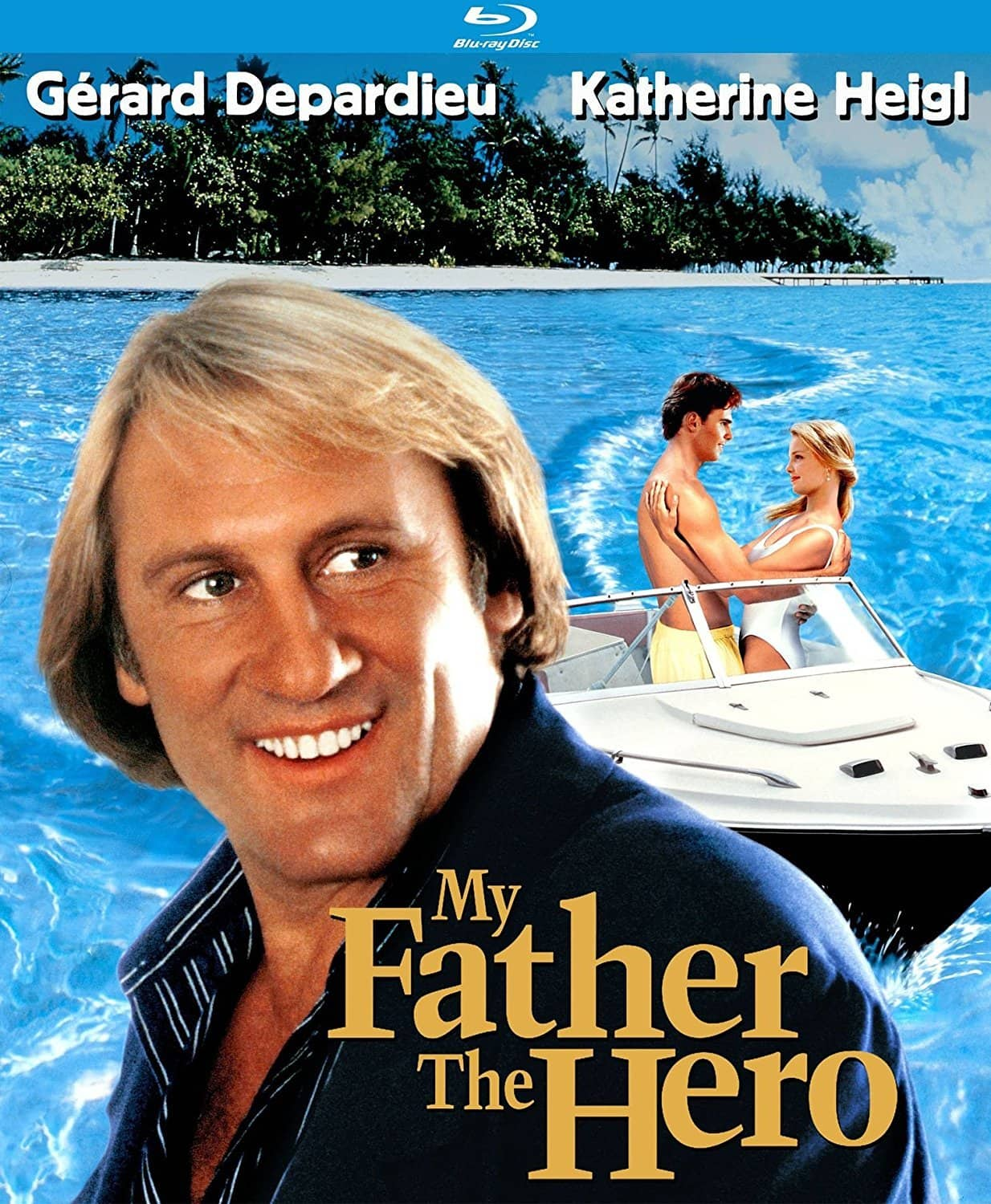 My Father the Hero (Special Edition) (Blu-ray) Kino Lorber Studio $12