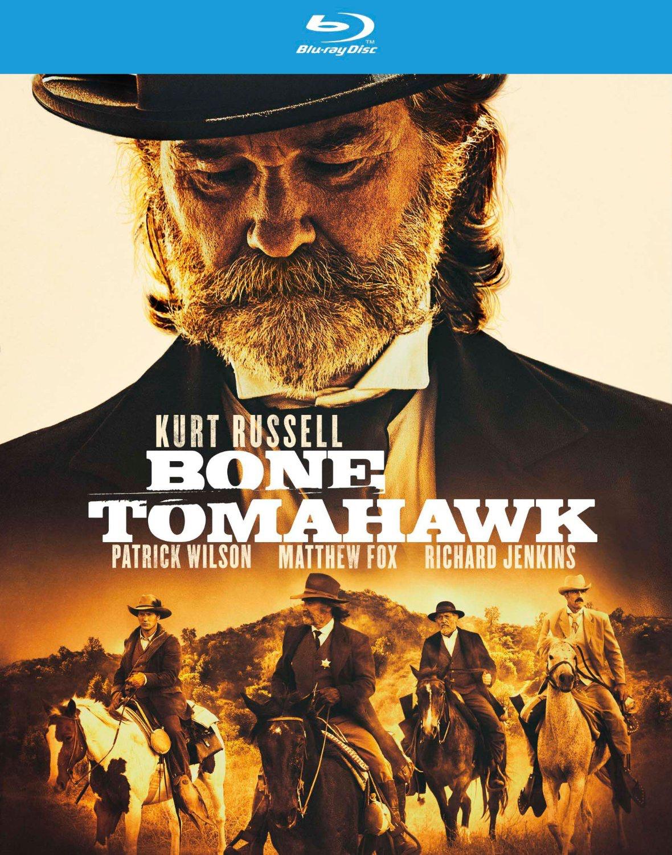 Bone Tomahawk [Blu-ray] $5