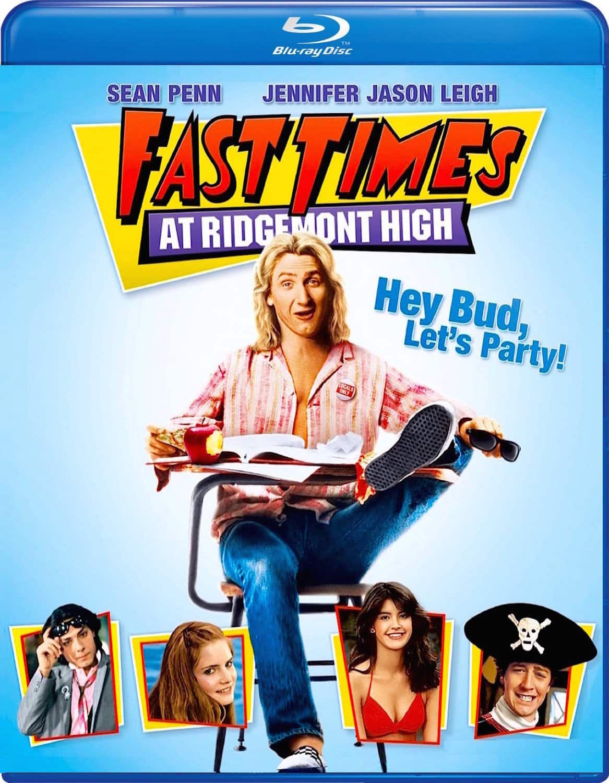 Fast Times at Ridgemont High [Blu-ray] [1982] $5