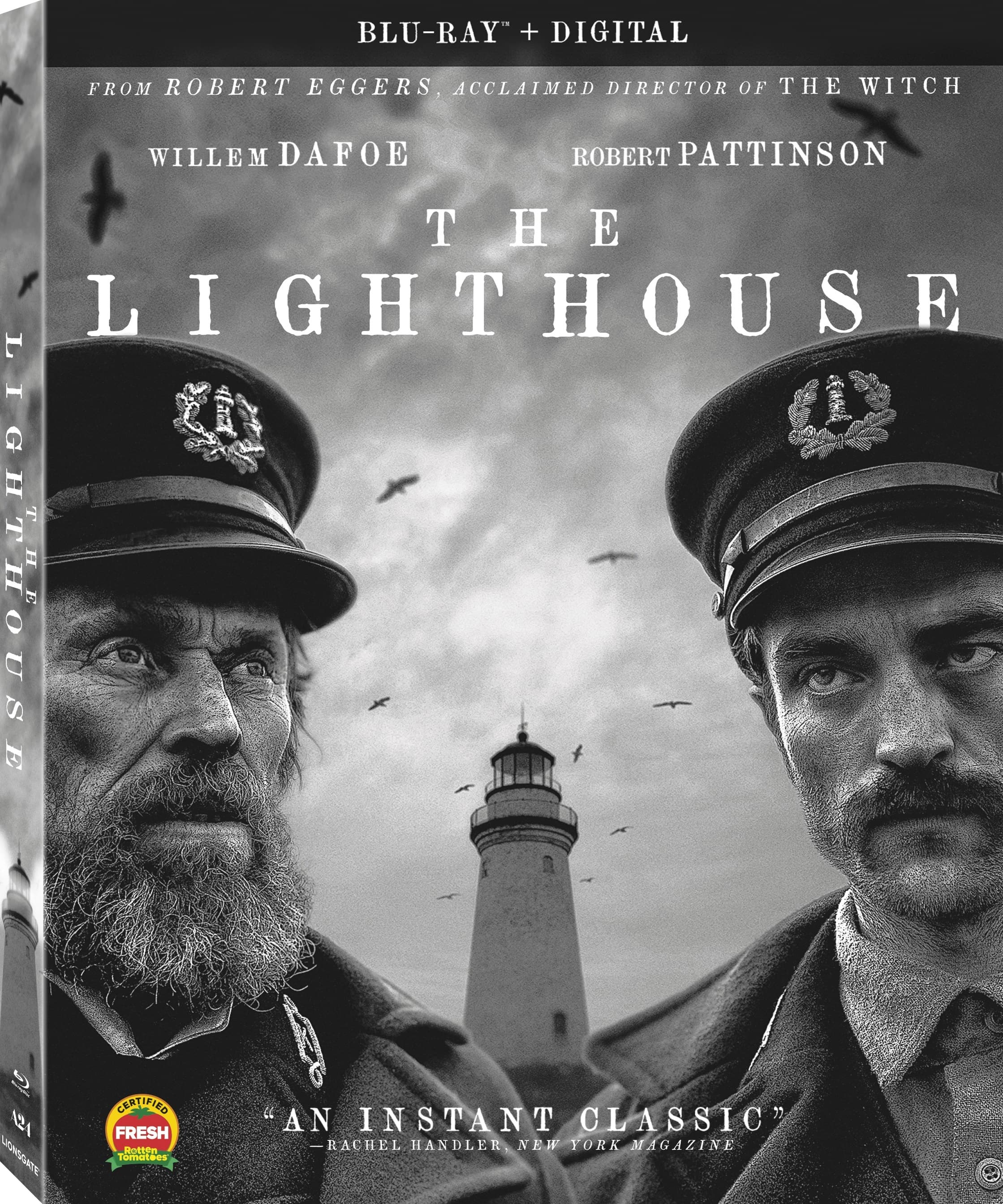 The Lighthouse (Blu-ray + Digital) $10 @ Target/Amazon