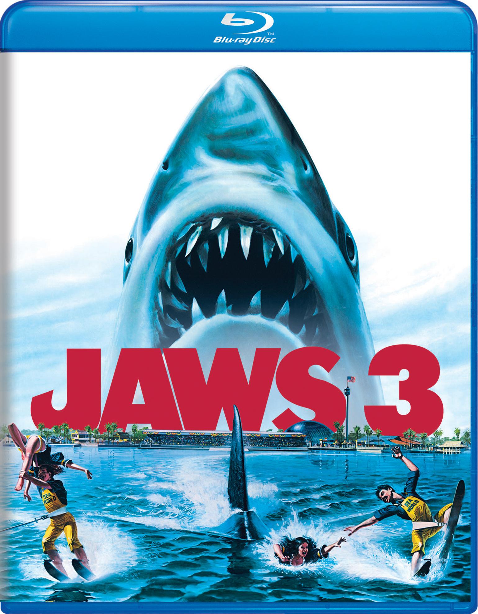 Jaws 3 [Blu-ray 3D + Blu-ray] $9.77 @ Amazon
