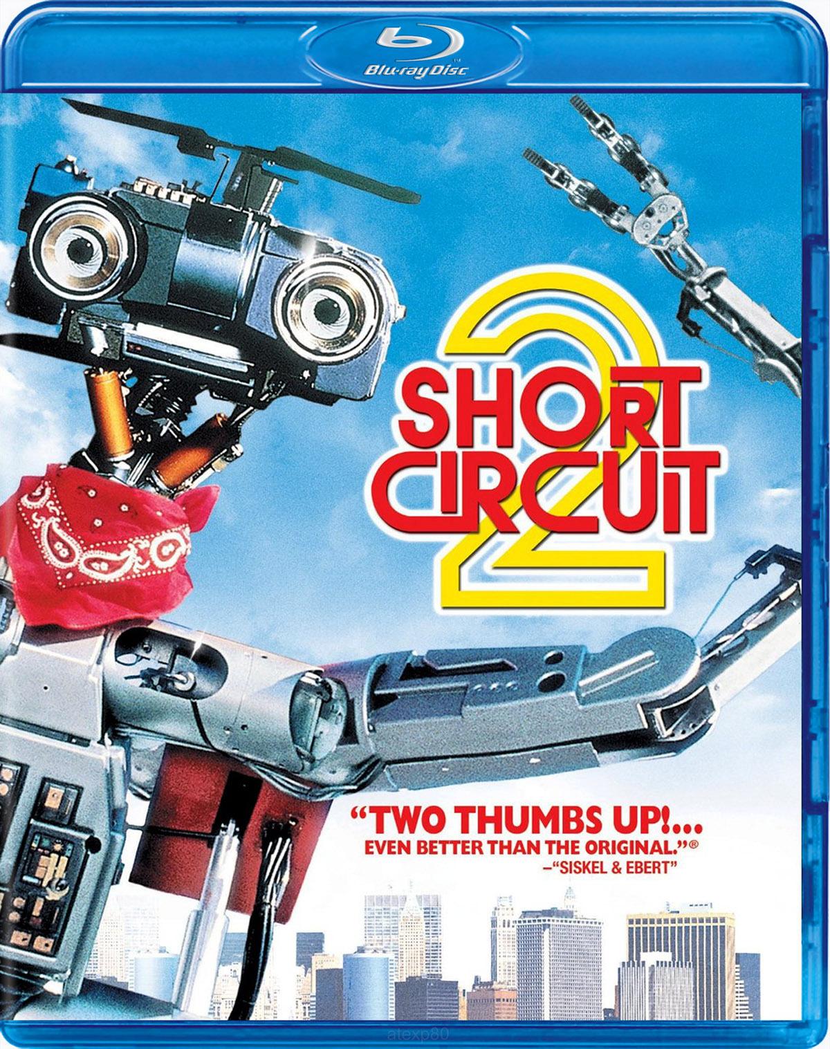 Short Circuit 2 [Blu-ray] [1988] $5.99 - $5.99