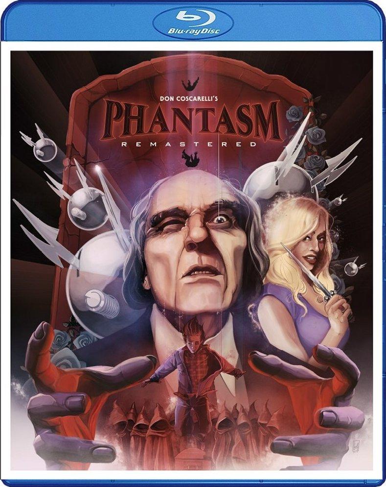 Phantasm: Remaster [Blu-ray/DVD Combo] $5 - $5