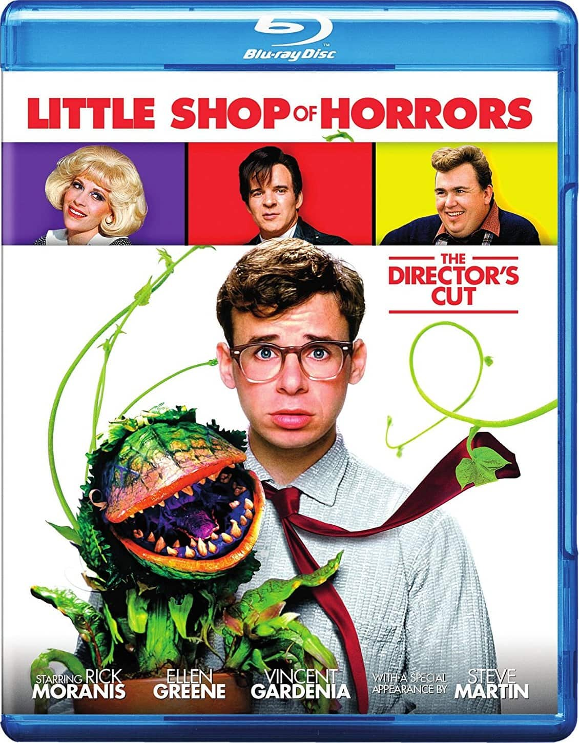 Little Shop of Horrors: The Director's Cut + Theatrical (BD) [Blu-ray] $9.99 - $9.99