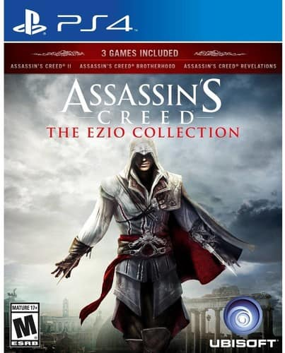 Assassin's Creed The Ezio Collection (PS4) $19.93