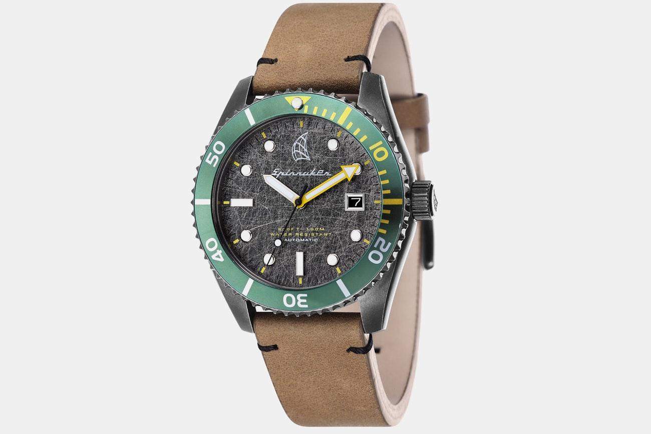 Massdrop - Spinnaker Wreck Automatic Watch $129.99