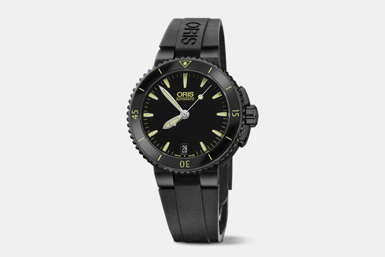 Massdrop - Oris Aquis Automatic Watch $499.99