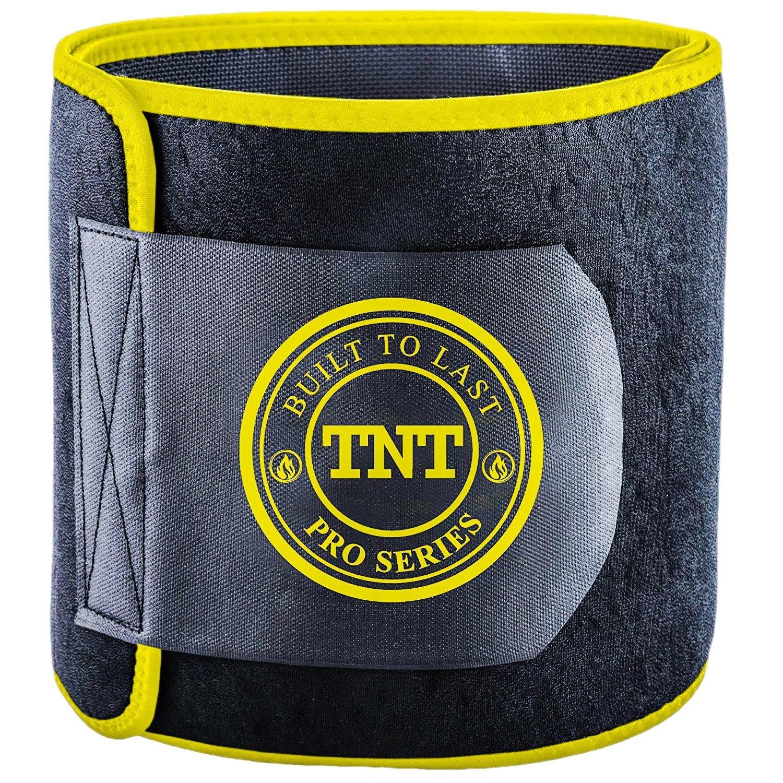 TNT Pro Series Waist Trimmer Weight Loss Ab Belt (Various Sizes) $11.37
