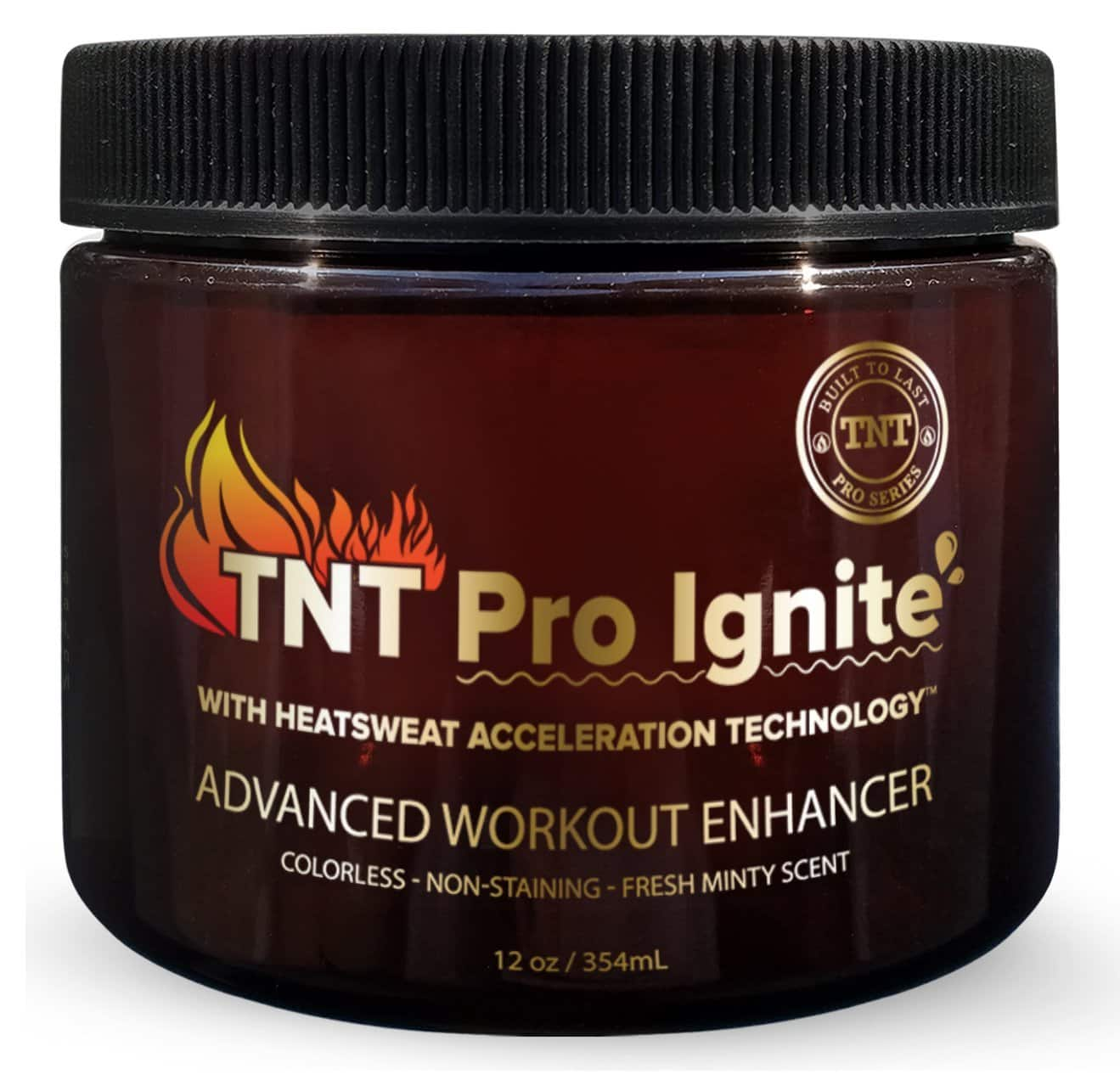 TNT Pro Series - Ignite Stomach Fat Burner Slimming Cream $11.99