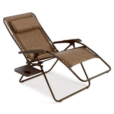Cool Four Seasons Courtyard Zero Gravity Chair Padded Xl 15 Off 100 49 99 Pabps2019 Chair Design Images Pabps2019Com