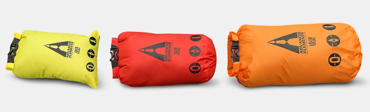 Advanced Elements PackLite Dry Bag Set $17.74