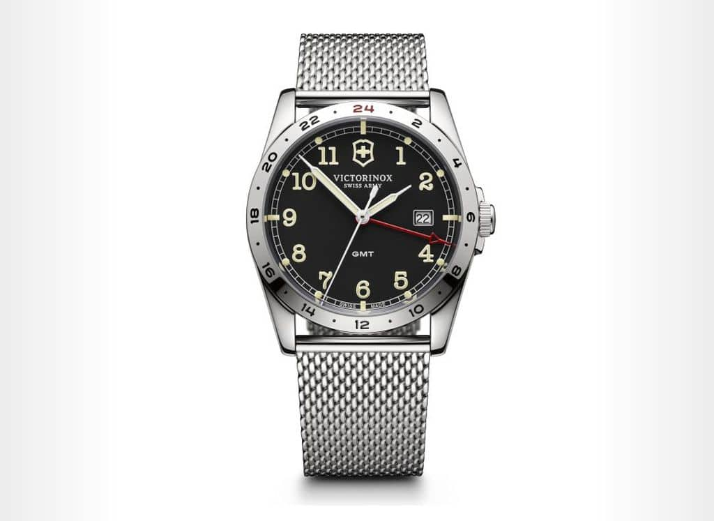 Victorinox Infantry GMT Quartz Watch – Flash Sale $99.99
