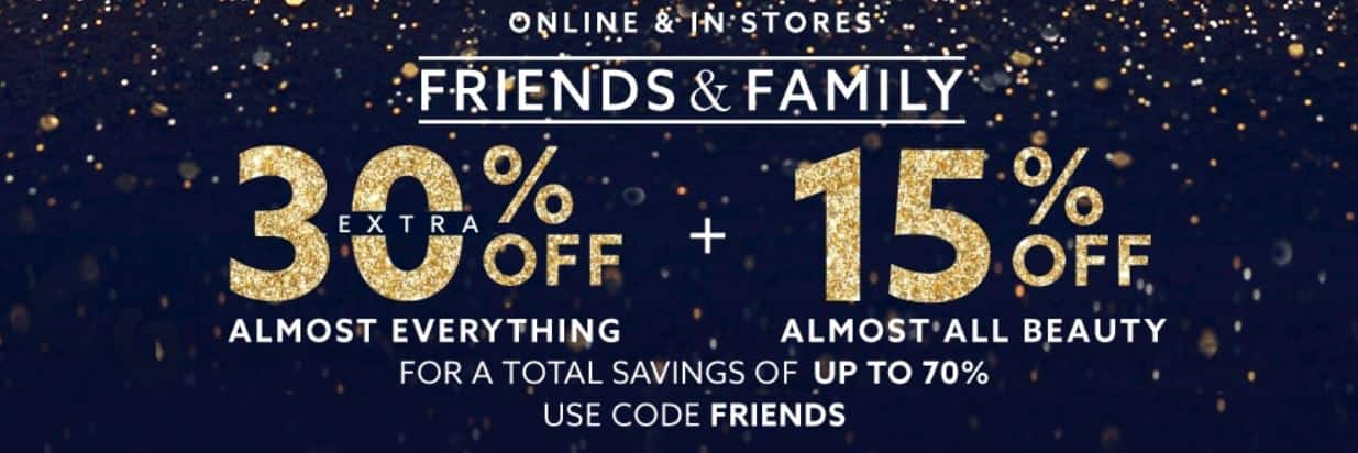 Lord & Taylor-  Extra 30% Off & 15% Off Beauty