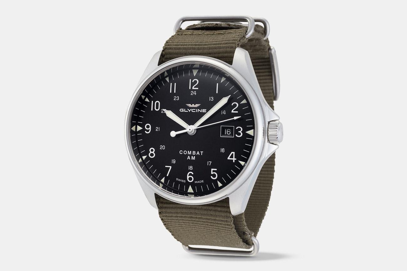 Glycine Combat 6 Classic Watch $279.99