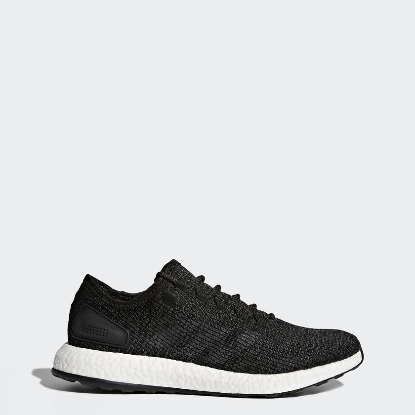 7cf2eb1cf Adidas Men s Pureboost (Black) + Free Shipping  72 - Slickdeals.net