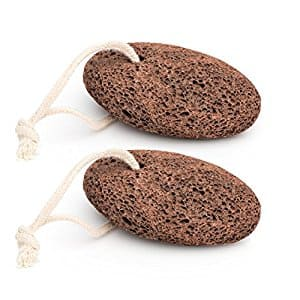 Amazon: 2 Pack Pumice Stone for Foot & Hand Callus $4.83