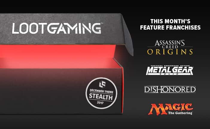 LootCrate - 40% off LootGaming 1 Month Subscription - $20.37