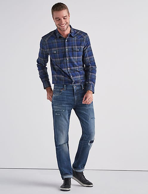 Lucky Brand 60% Off Flash Sale + Extra 25% Off