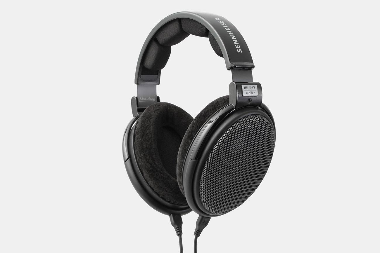 Massdrop x Sennheiser HD 58X Jubilee Headphones $149.99